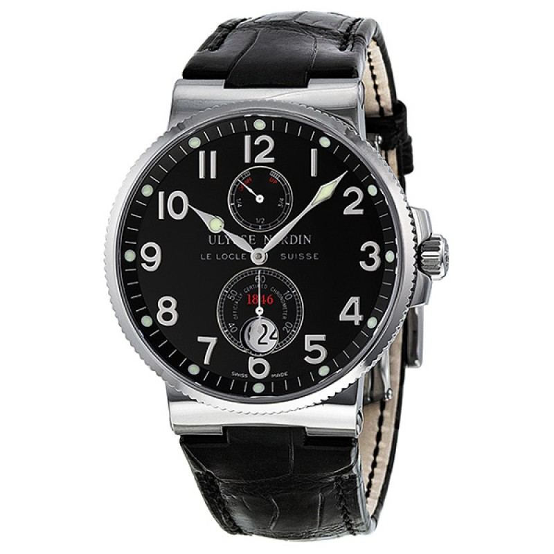 Fake Ulysse Nardin Maxi Marine Automatic Mens Watch 263-66-62