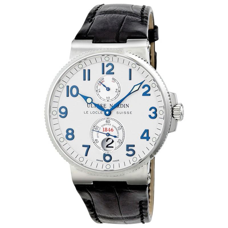 Fake Ulysse Nardin Maxi Marine Diver Automatic Mens Watch 263-66