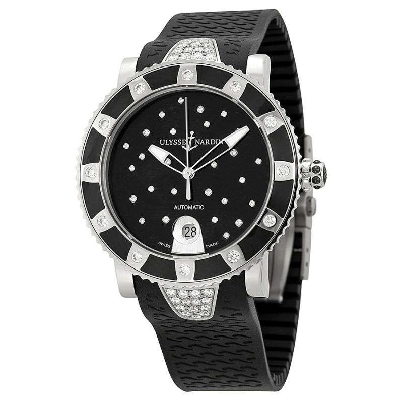 Fake Ulysse Nardin Lady Marine Diver Starry Night Ladies Watch 8103-101EC-3C-22