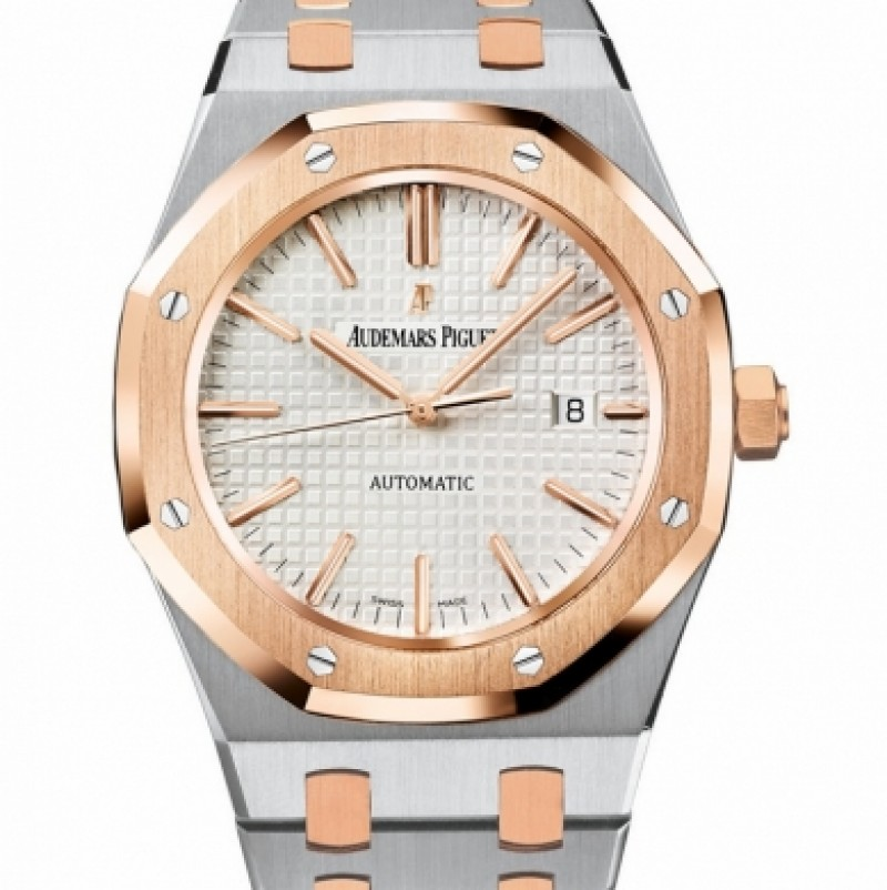 Fake Audemars Piguet Royal Oak Automatic 41mm Watch 15400SR.OO.1220SR.01