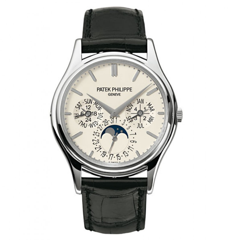 Replica Patek Philippe Grand Complications Automatic Mens Watch 5140P-013