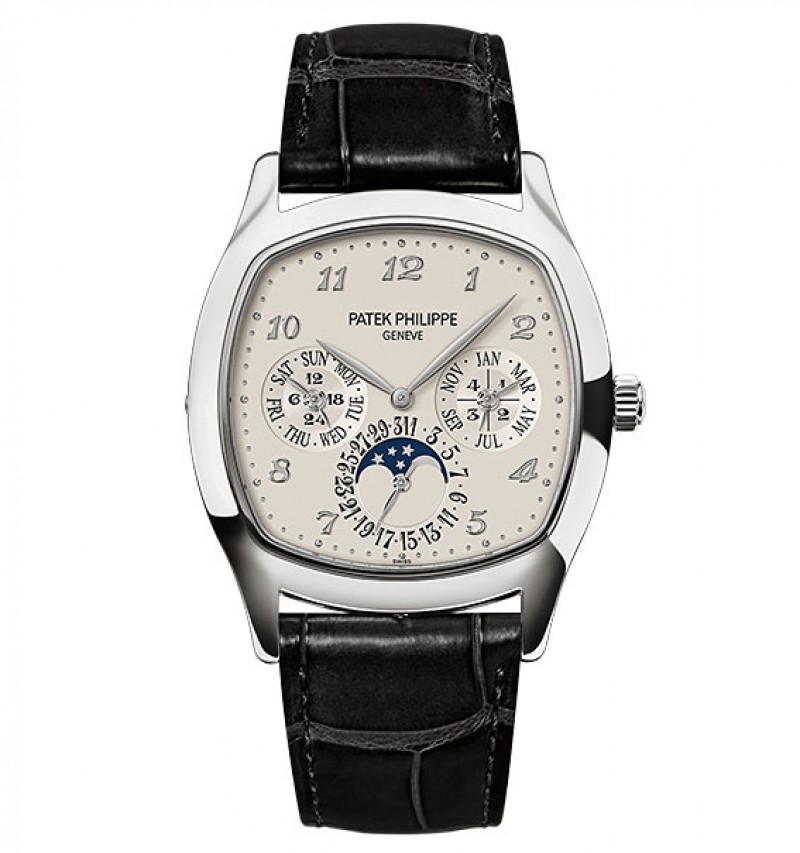Replica Patek Philippe Grand Complications Automatic Mens Watch 5940G-001