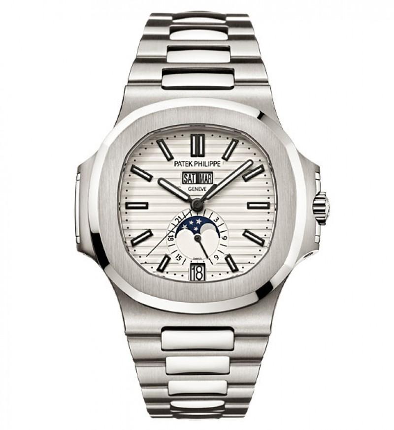 Replica Patek Philippe Nautilus Mens Watch 5726-1A-010