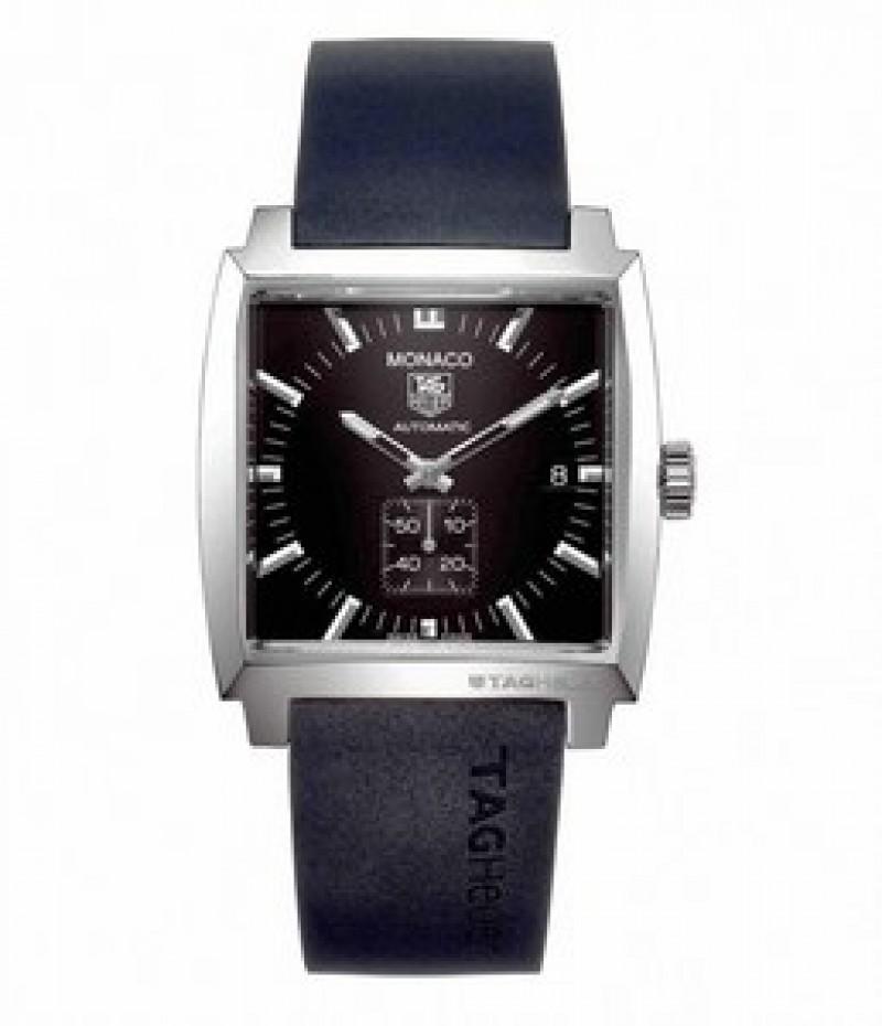 Fake TAG Heuer Monaco Automatic Analog Date Mens Watch WW2110.FT6005