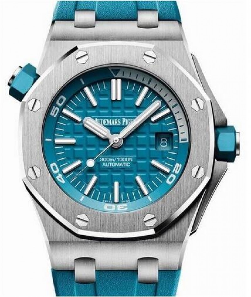 Fake Audemars Piguet Royal Oak Offshore Diver 15710ST.OO.A032CA.01