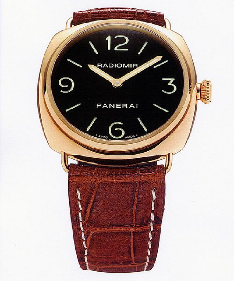 Fake Panerai Radiomir Base Mens Watch PAM00231