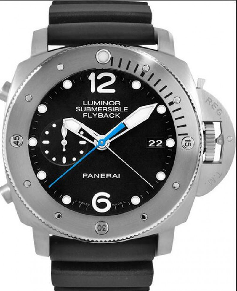 Fake Panerai Luminor Submersible 1950 Automatic Mens Watch PAM00614