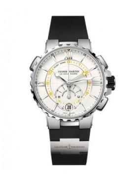 Fake Ulysse Nardin Marine Regatta Chronograph Watch 1553-155-3/40