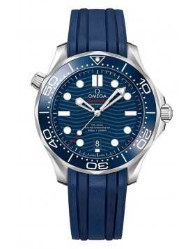 Replica Omega Seamaster Diver 300M Co-Axial Master Chronometer 210.32.42.20.03.001
