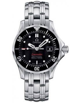 Fake Omega Seamaster 300M James Bond Quartz Ladies Watch 212.30.28.61.01.001