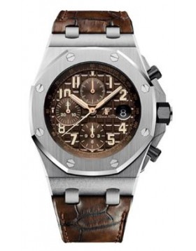 Replica Audemars Piguet Royal Oak Offshore Chronograph 42mm 26470ST.OO.A820CR.01