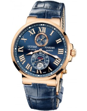 Fake Ulysse Nardin Maxi Marine Chronometer Mens Watch 266-67-43