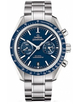 Fake Omega Speedmaster Moonwatch Co-Axial Chronograph Titanium Watch 311.90.44.51.03.001