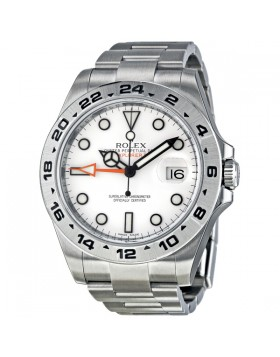 Fake Rolex Explorer II White Automatic Mens Watch 216570WSO