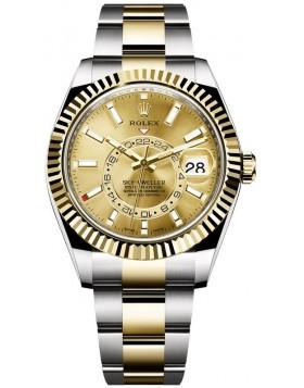 Fake Rolex Sky-Dweller 326933-0001