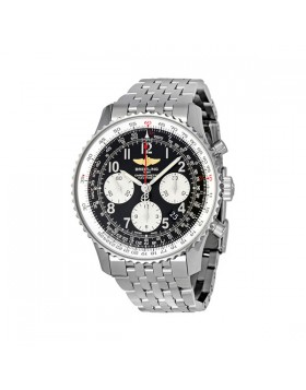 Fake Breitling Navitimer 01 Mens Watch AB012012-BB02SS