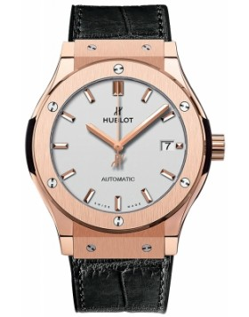 Fake Hublot Classic Fusion King Gold Opalin 45mm 511.OX.2611.LR