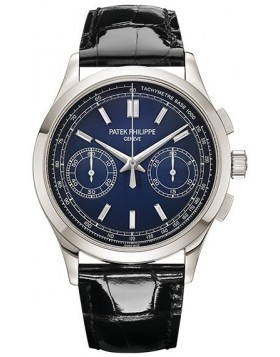 Replica Patek Philippe Complications Platinum 5170P-001