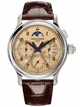 Replica Patek Philippe Grand Complications Perpetual Calendar Split-Seconds Chronograph 5372P-010