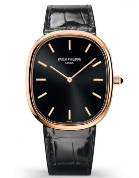 Replica Patek Philippe Golden Ellipse 5738R-001