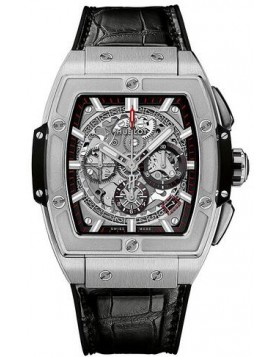 Replica Hublot Spirit of Big Bang Titanium Watch 42mm 641.NX.0173.LR