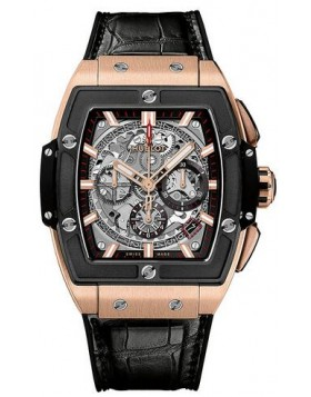 Replica Hublot Spirit Of Big Bang King Gold Ceramic 42mm 641.OM.0183.LR