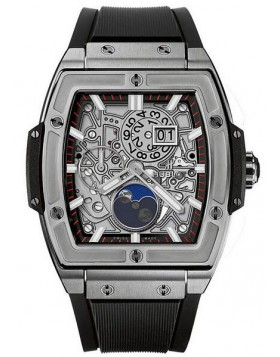 Fake Hublot Spirit Of Big Bang Moonphase Titanium 647.NX.1137.RX