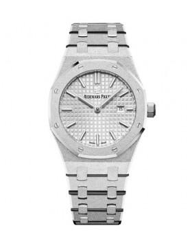 Replica Audemars Piguet Royal Oak Frosted Gold Quartz Watch 67653BC.GG.1263BC.01
