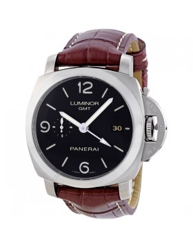 Fake Panerai Luminor 1950 3-Days Automatic GMT Mens Watch PAM00320