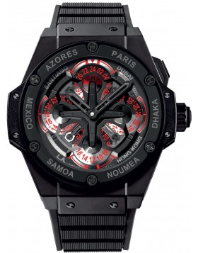 Replica Hublot King Power Unico GMT Ceramic 771.CI.1170.RX