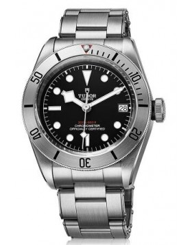 Fake Tudor Heritage Black Bay Steel Diver 41mm Watch 79730-0001