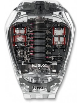 Fake Hublot MP-05 Laferrari Sapphire 905.JX.0001.RT