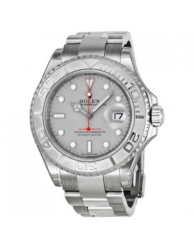 Fake Rolex Yacht-Master Platinum Mens Watch 116622PLSO