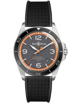 Replica Bell & Ross Vintage Garde-C?tes Automatic Mens Watch BRV292-ORA-ST/SRB