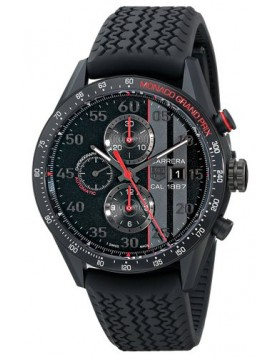 Fake TAG Heuer Carrera Calibre 1887 Chronograph Monaco Grand Prix WAR211A.BA0782