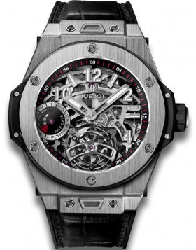 Fake Hublot Big Bang Tourbillon Power Reserve 5 Days Titanium 45mm Watch 405.NX.0137.LR