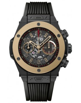 Fake Hublot Big Bang Unico Ceramic Magic Gold Watch 411.CM.1138.RX