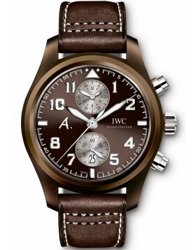 Fake IWC Pilot's Watch Chronograph Edition The Last Flight IW388005