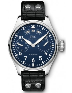 Fake IWC Big Pilot's's Watch Annual Calendar 150 Years IW502708