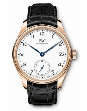 Fake IWC Portugieser Hand-Wound Eight Days Edition 150 Years IW510211