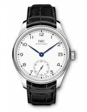 Fake IWC Portugieser Hand-Wound Eight Days Edition 150 Years IW510212