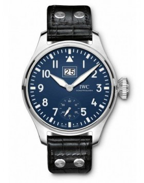 Fake IWC Big Pilot's's Watch Big Date Edition 150 Years IW510503