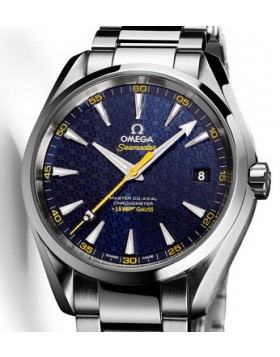 Fake Omega Seamaster Aqua Terra 150M James Bond 231.10.42.21.03.004