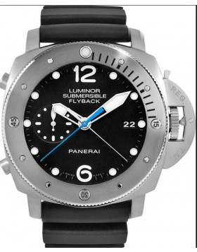 Fake Panerai Luminor Submersible 1950 Automatic Mens Watch PAM00614