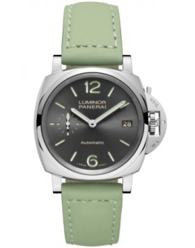 Fake Panerai Luminor Due 3 Days Automatic Acciaio 38mm PAM00755