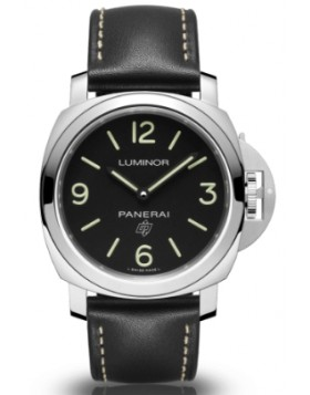 Fake Panerai Luminor Base Logo 3 Days Acciaio 44mm PAM00773