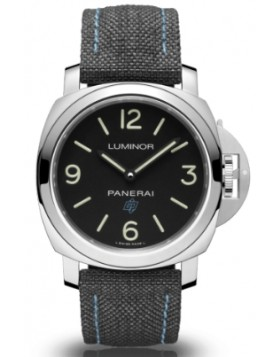 Fake Panerai Luminor Base Logo 3 Days Acciaio 44mm PAM00774