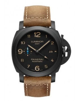Replica Panerai Luminor 1950 3 Days GMT Automatic Ceramica 44mm PAM01441