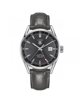 Fake TAG Heuer Carrera Calibre 7 Twin-Time Automatic 41mm WAR2012.FC6326