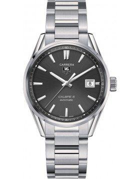 Fake TAG Heuer Carrera Calibre 5 Automatic 39mm WAR211C.BA0782
